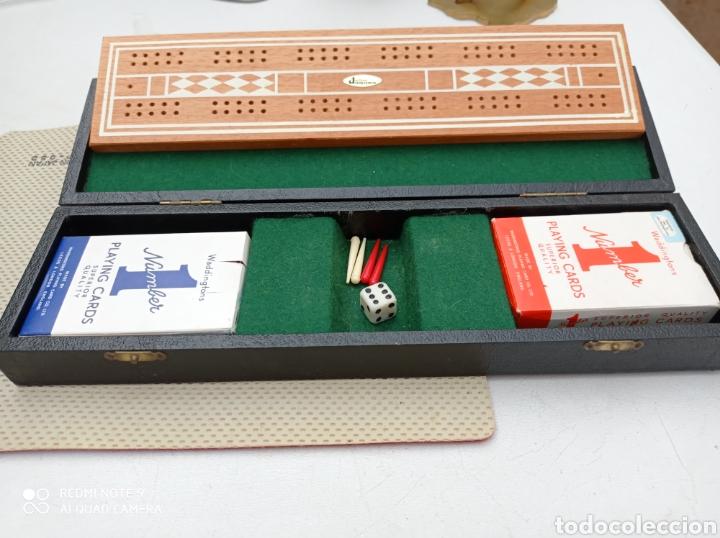 JUEGO DE NAIPES PLAYING CARDS AÑO 1963 (Juguetes y Juegos - Cartas y Naipes - Otras Barajas)