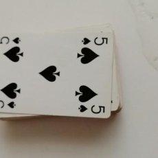 Barajas de cartas: 9C-CD05 BARAJA DE CARTAS DE POKER. Lote 217274307