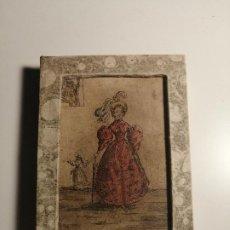 Barajas de cartas: JUEGO DE CARTAS ADIVINATORIO LIVRE DU DESTINS H. PAUSSEY. CA 1820. 23/32. Lote 217296593