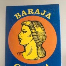 Barajas de cartas: BARAJA GITANA AUTÉNTICA MÉXICO NAIPES TAROT ADIVINACIÓN NUEVA. Lote 217617052