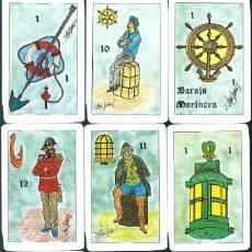 Barajas de cartas: BARAJA ESPAÑOLA MARINERA DE ASESCOIN-AÑO 1995. Lote 217750321
