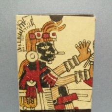 Barajas de cartas: BARAJA CARTAS ORÁCULO MESSICANO EDICIONES OBIT 2002. Lote 217779552