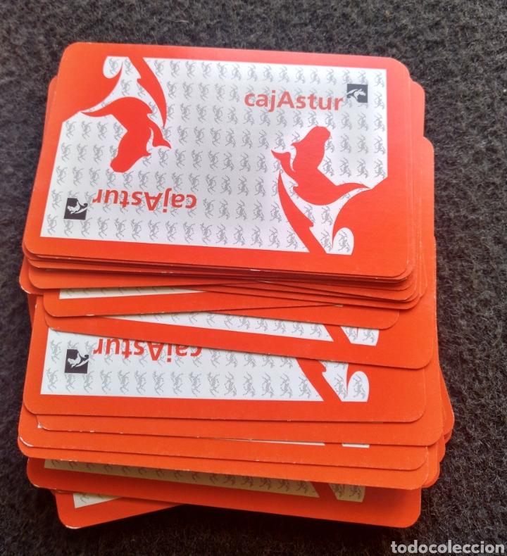 Barajas de cartas: BARAJA PUBLICIDAD CAJASTUR LOGO ASTURCON - Foto 2 - 217779957