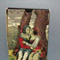 Mazzi di carte: BARAJA CARTAS ORÁCULO SIBILA GITANA EDICIONES OBIT 2002. Lote 217779988