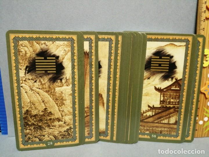 Barajas de cartas: BARAJA CARTAS TAROT I CHING ORBI - Foto 2 - 217781513
