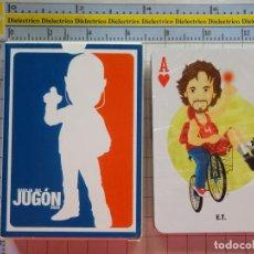 Baralhos de cartas: BARAJA DE CARTAS DE PÓKER. NBA CARICATURAS JUGADORES AÑOS 90 - 2000 ANDRÉS MONTES JORDAN GASOL 100GR. Lote 227096610