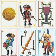 Barajas de cartas: BARAJA ESPAÑOLA DE PLAYMOVIL. Lote 228442780