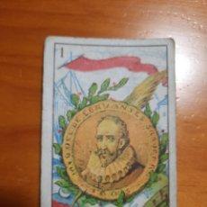 Barajas de cartas: BARAJA CHOCOLATES SELECTOS EVARISTO JUNCOSA .- EL QUIJOTE DE LA MANCHA COMPLETA 48 NAIPES. Lote 217957156