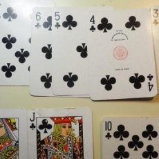 Barajas de cartas: NAIPES COMAS ~ BARAJA POKER. Lote 218040167