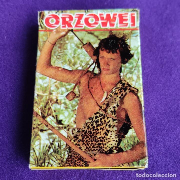 BARAJA INFANTIL FOURNIER. ORZOWEI. 33 CARTAS. NUEVA SIN USAR. 1978. (Juguetes y Juegos - Cartas y Naipes - Barajas Infantiles)
