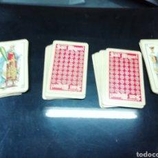 Barajas de cartas: BARAJA DE CARTAS DE PUBLICIDAD CERVEZA SAN MIGUEL. Lote 218135938