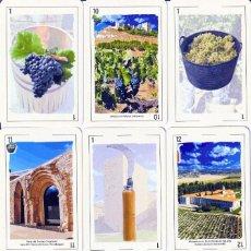 Barajas de cartas: BARAJA ESPAÑOLA DE LA D.O. RIBERA DEL DUERO. Lote 218144261