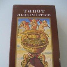Barajas de cartas: TAROT ALQUIMISTICO. Lote 218159565