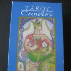 Barajas de cartas: TAROT CROWLEY. Lote 218199550