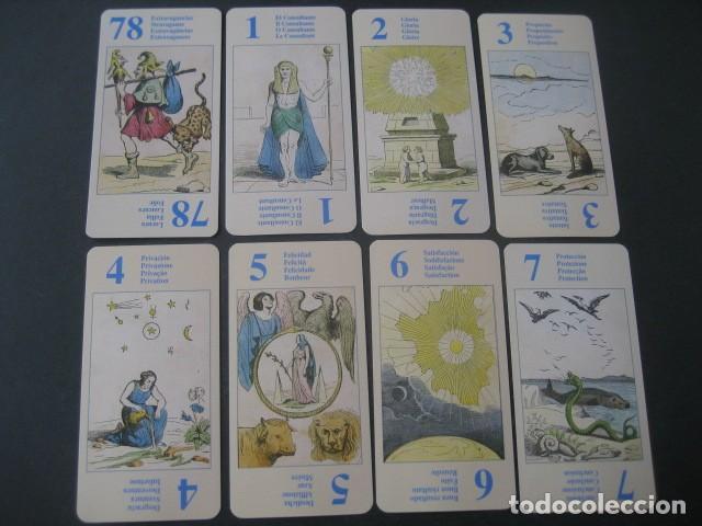Barajas de cartas: TAROT DE THOT - Foto 3 - 218200305