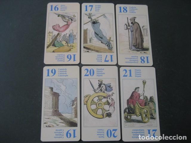 Barajas de cartas: TAROT DE THOT - Foto 5 - 218200305
