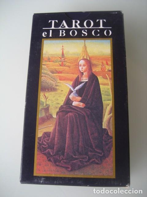 TAROT EL BOSCO (Juguetes y Juegos - Cartas y Naipes - Barajas Tarot)