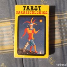 Jeux de cartes: BARAJA TAROT PARASICOLOGICA FOURNIER AÑOS 70. Lote 218302467