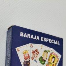 Barajas de cartas: MUSOLARI - BARAJA PATENTADA ESPECIAL PARA JUGAR AL MUS NUEVA SIN DESPRECINTAR. Lote 218425751