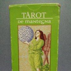 Barajas de cartas: BARAJA DE CARTAS TAROT DE MANTEGNA. Lote 218450720