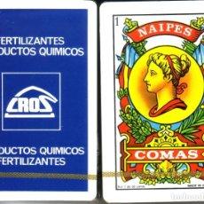 Barajas de cartas: FERTILIZANTES CROS. Lote 218467197