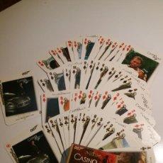 Barajas de cartas: BARAJA DE NAIPES CASINO ROYALE. Lote 218788307