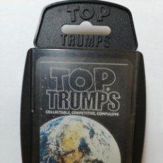 Barajas de cartas: BARAJA DE CARTAS TOP TRUMPS ( SPACE PHENOMENA ) CON 32 CARTAS. Lote 218837400