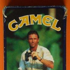 Barajas de cartas: BARAJA/CARTAS PUBLICIDAD CAMEL HERACLIO FOURNIER. Lote 218874505