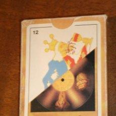 Barajas de cartas: BARAJA ESPAÑOLA SUBREALISTA.. Lote 218899778