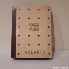 Barajas de cartas: POKER DE PACES. ANUARIO 1988. Lote 218935773