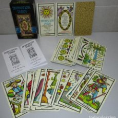Jeux de cartes: BARAJA DIVINATION TAROT, NAIPES COMAS 1988 MARGARITA ARNAL. Lote 219021443