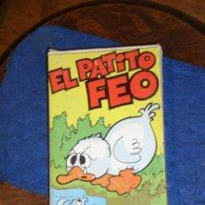 Barajas de cartas: BARAJA INFANTIL EL PATITO FEO DE NAIPES COMAS.. Lote 219135246