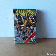 Mazzi di carte: BARAJA DE CARTAS ASES DEL CICLISMO.NUEVA.. Lote 219142727