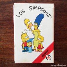 Jeux de cartes: BARAJA INFANTIL FOURNIER - LOS SIMPSONS - 33 CARTAS - 1991. Lote 219223235