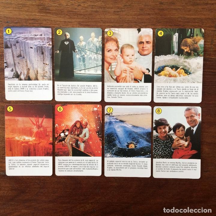 Barajas de cartas: BARAJA INFANTIL FOURNIER - SUPERMAN - 32 CARTAS - 1979 - Foto 5 - 219231951