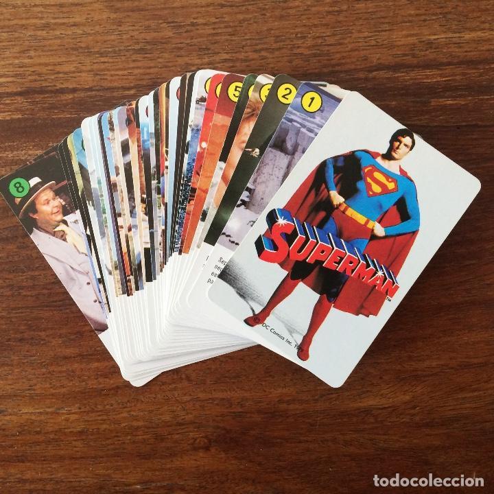 Barajas de cartas: BARAJA INFANTIL FOURNIER - SUPERMAN - 32 CARTAS - 1979 - Foto 4 - 219231951