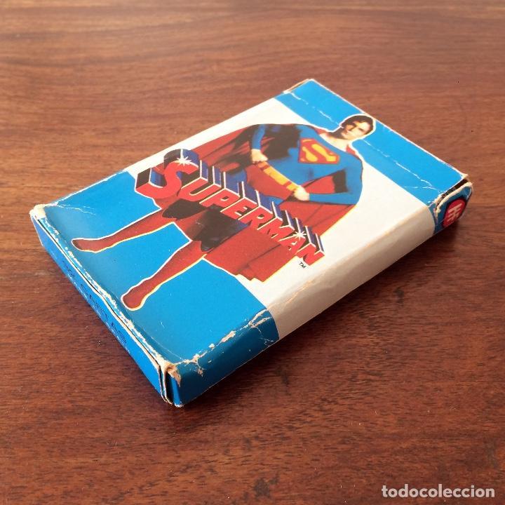 Barajas de cartas: BARAJA INFANTIL FOURNIER - SUPERMAN - 32 CARTAS - 1979 - Foto 2 - 219231951
