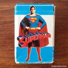 Barajas de cartas: BARAJA INFANTIL FOURNIER - SUPERMAN - 32 CARTAS - 1979. Lote 219231951
