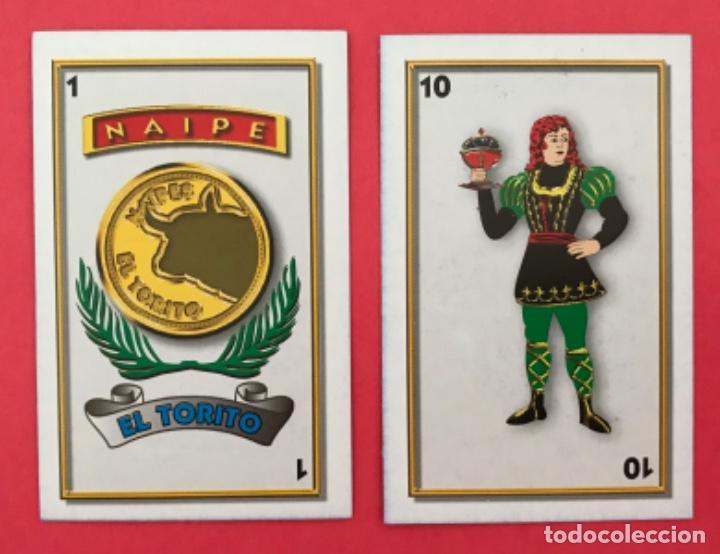 MEX 82 NAIPE EL TORITO BARAJA ESPAÑOLA AÑOS 90 MÉXICO 40 CARTAS (Juguetes y Juegos - Cartas y Naipes - Baraja Española)