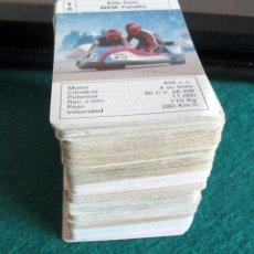Barajas de cartas: LOTE DE NAIPES SUELTOS BARAJA FOURNIER HEIDI POPEYE YUPI REY LEON FAMILIAS MAFALDA FORMULA 1 COCHES. Lote 150689401