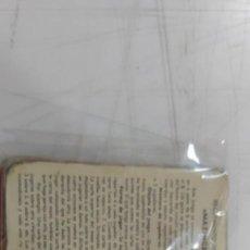 Mazzi di carte: 1 CARTA DE BARAJA INFANTIL EDICCIONES RECREATICAS O FOURNIER MAZINGER Z VENDIDA LA DE REGLAS DEL JU. Lote 219680997
