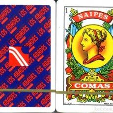 Barajas de cartas: LOS ABADES. Lote 219887510