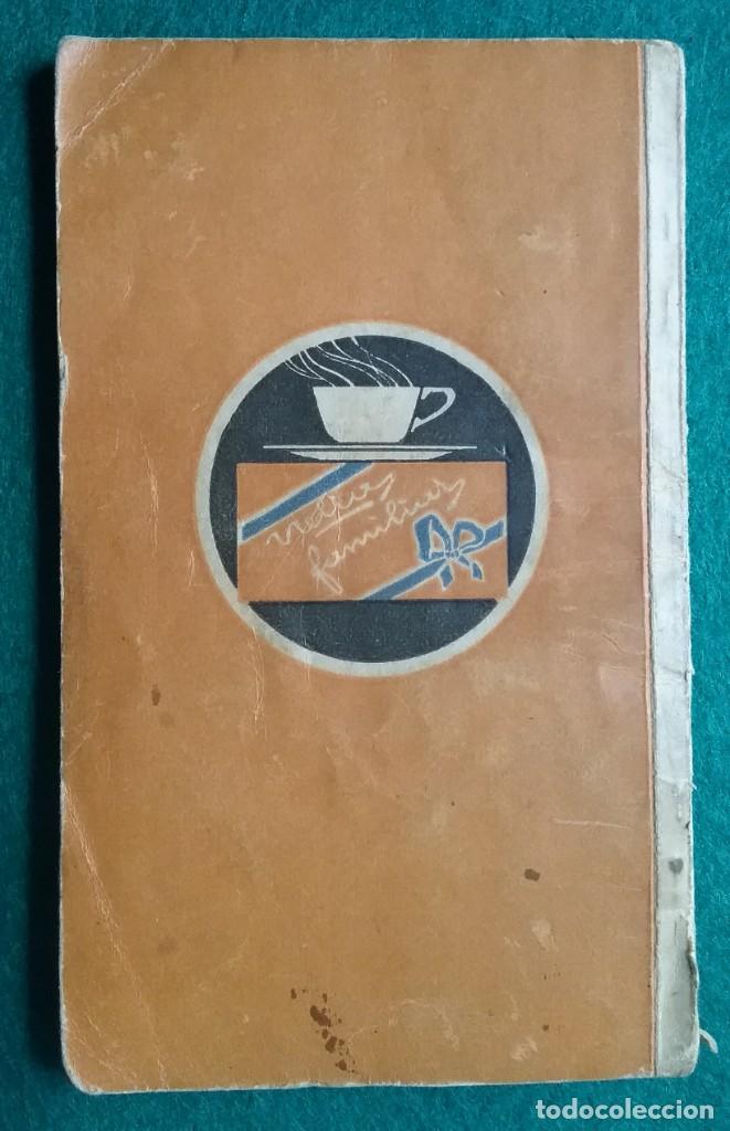 Barajas de cartas: TAROT CARTOMANCIA NAIPES JUEGO DE CARTAS BENITA LA BRUJA PUBLICIDAD CHOCOLATE NELIA CIRCA 1920 - Foto 22 - 220236242
