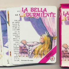 Jeux de cartes: JUEGO INFANTIL. NAIPES LA BELLA DURMIENTE. 32 CARTAS. HERACLIO FOURNIER 1981. Lote 220475718