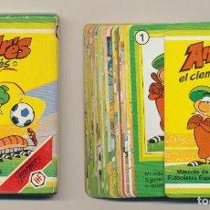 Barajas de cartas: BARAJA ANDRÉS Y EL CIEMPIÉS. 32 CARTAS. HERACLIO FOURNIER 1982. Lote 220475981