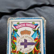 Barajas de cartas: BARAJA DEPORTIVO CORUÑA FOURNIER. Lote 220507813
