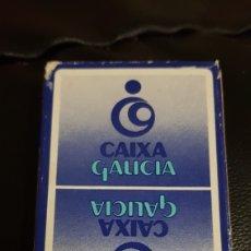 Barajas de cartas: BARAJA CAIXAGALICIA FOURNIER. Lote 220520725