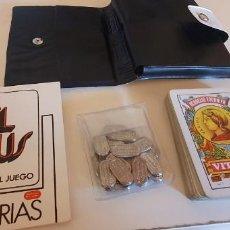 Barajas de cartas: ESTUCHE BARAJAS DE CARTAS DE GALERIAS PRECIADOS. Lote 220658692