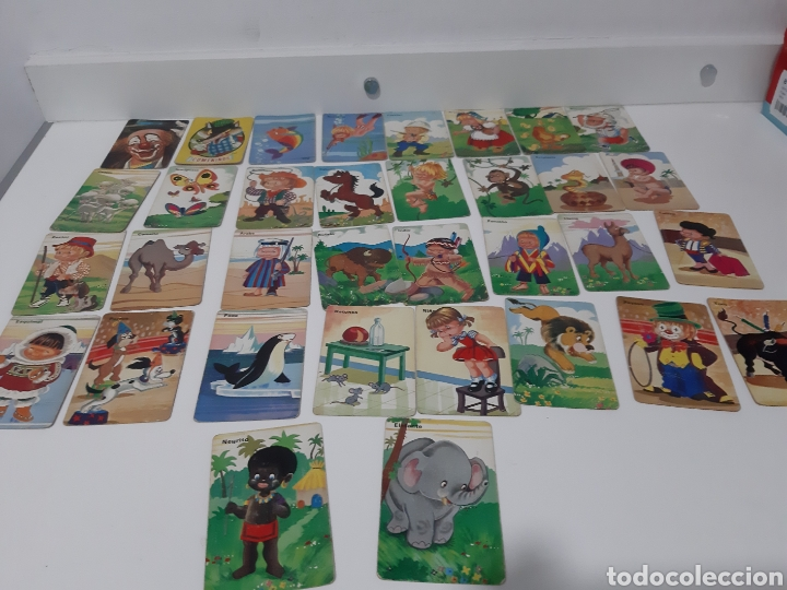 Barajas de cartas: UN LOTE BARAJAS INFANTIL CARTAS HAY 310 - Foto 6 - 220789491