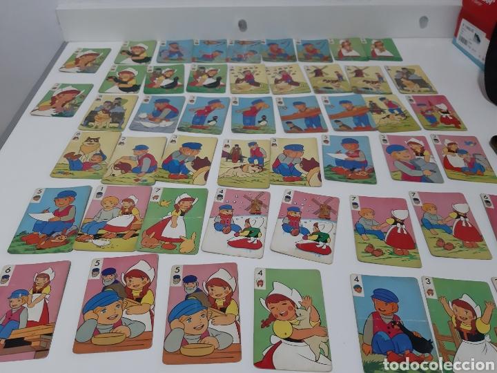 Barajas de cartas: UN LOTE BARAJAS INFANTIL CARTAS HAY 310 - Foto 11 - 220789491